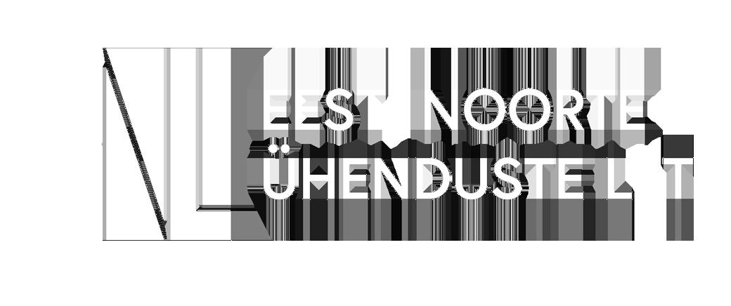 Eesti Noorteühenduste Liit logo